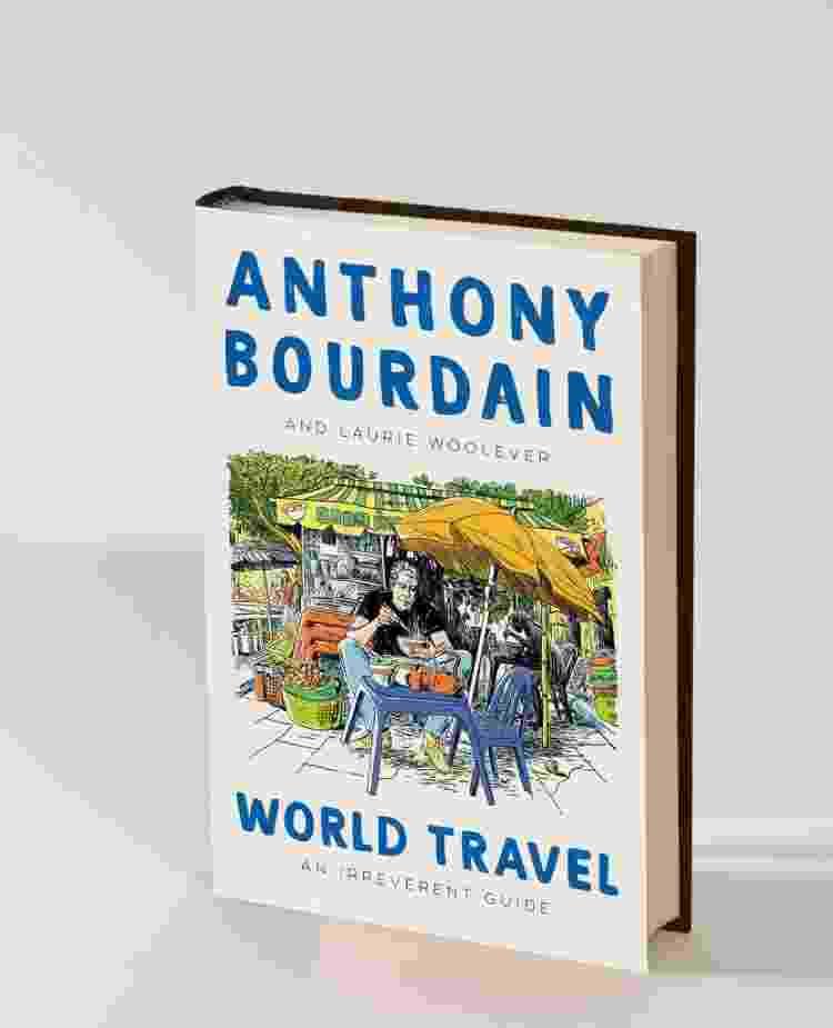 World Travel - Anthony Bourdain - Reprodução - Reprodução