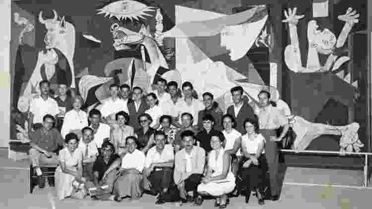 Bienal1d - Autor desconhecido/Fundação Bienal de São Paulo/Arquivo Histórico Wanda Svevo - Autor desconhecido/Fundação Bienal de São Paulo/Arquivo Histórico Wanda Svevo