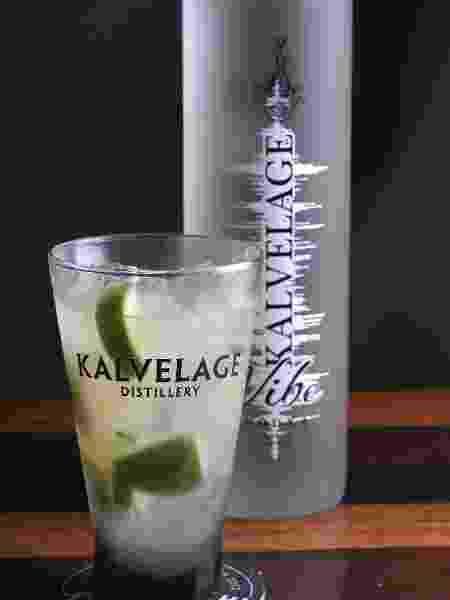 Vodca da Kalvelage, de Blumenau para as maiores premiações - Divulgação - Divulgação