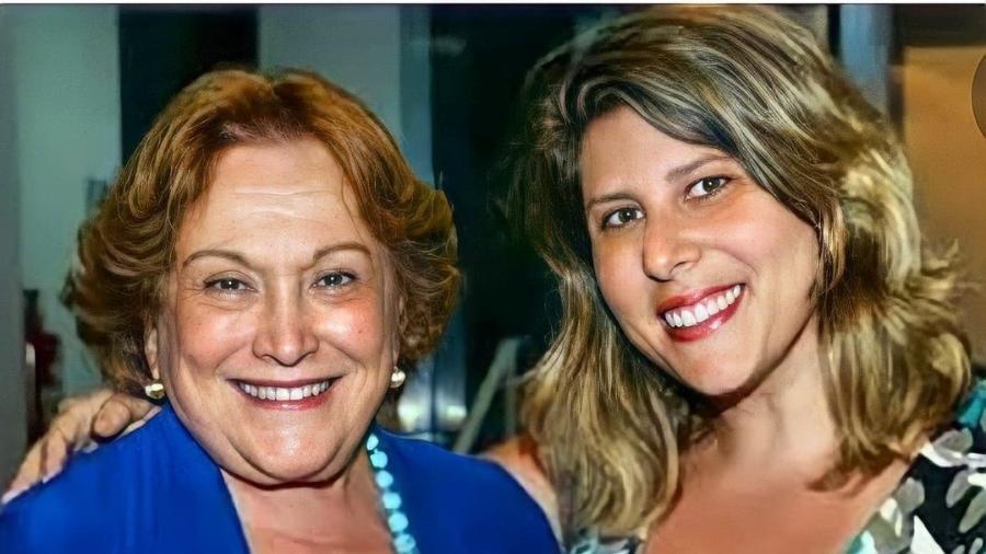 Vanessa Goulart recordou a avô, Nicette Bruno, neste Dia dos Avós - Reprodução/Instagram