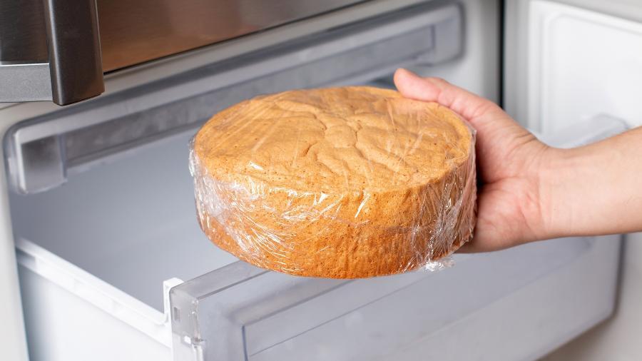 Como congelar bolo - Qwart/Getty Images/iStockphoto