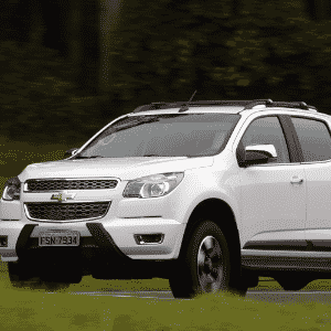 Chevrolet S10 2016 High Country - Murilo Góes/UOL