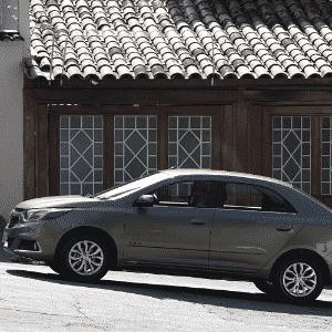 Chevrolet Cobalt Elite - Murilo Góes/UOL