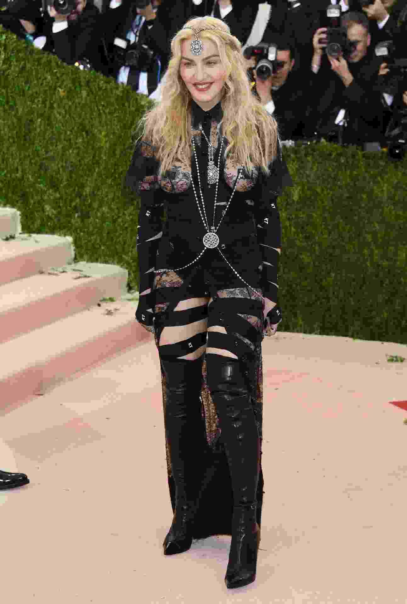 MET Gala: Madonna - Getty Images