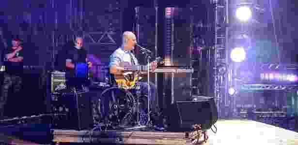 18.jun.2016 - Paralamas do Sucesso no palco do João Rock em Ribeirão Preto, interior de SP - Joshua e Daniel Bryan/AgNews - Joshua e Daniel Bryan/AgNews