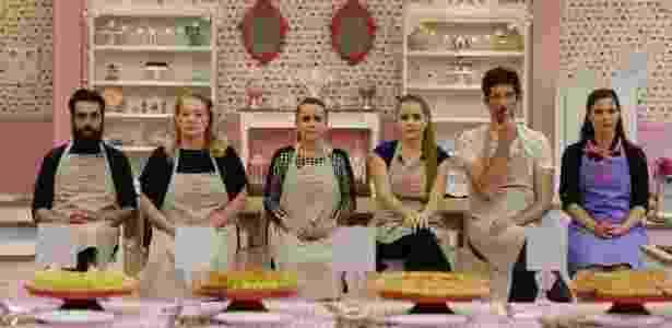"""""""Bake Off Brasil"""" entra na reta final com seis participantes - Gabriel Gabe/SBT - Gabriel Gabe/SBT"""