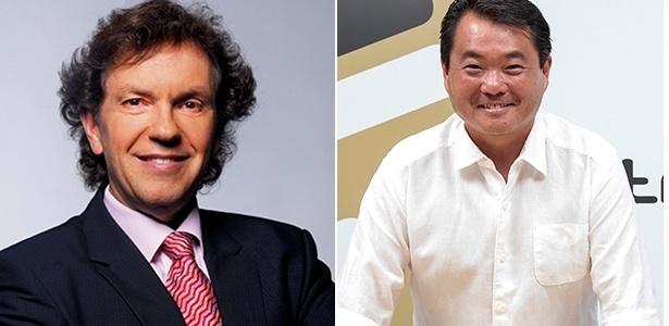 """Appolinário, da Polishop, e Shiba, do China in Box, serão investidores em """"Shark Tank"""" - Divulgação"""