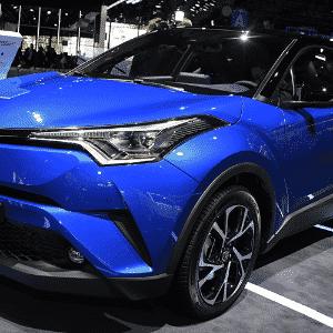 Toyota C-HR Graphic Pack Premium 1.2T MT - Murilo Góes/UOL