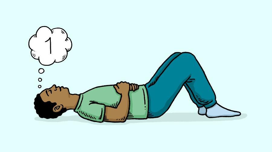 Prática antiga, o controle da respiração reduz o estresse e traz vários benefícios para o corpo e a mente - Andrew Rae/The New York Times