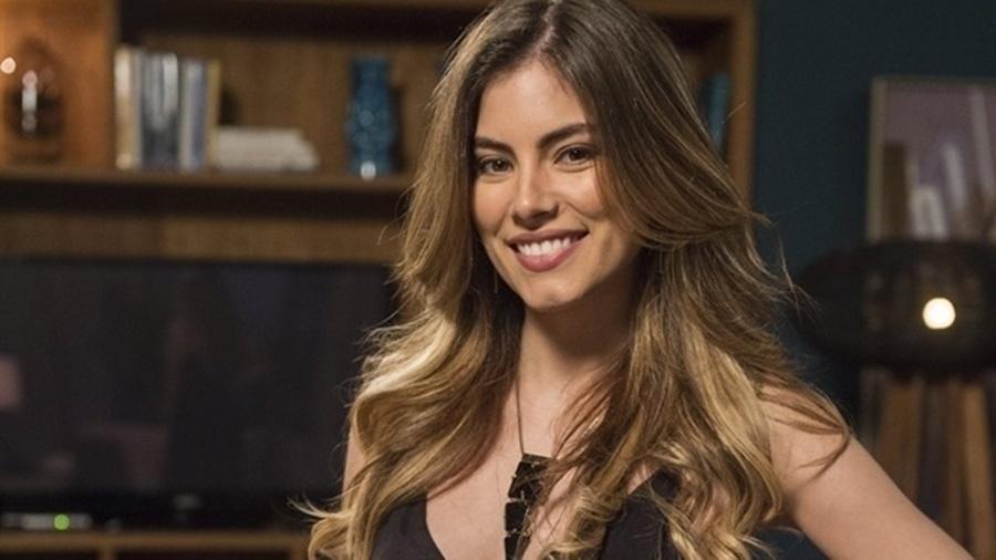 A atriz Bruna Hamú engravidou mesmo tomando pílula anticoncepcional - Reprodução/Gshow