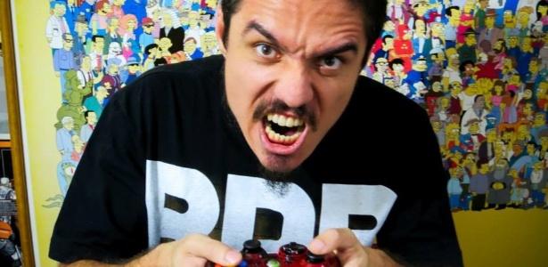 Arnaldo jogou mais de 1,600 games para alcançar 1 milhão no Gamescore
