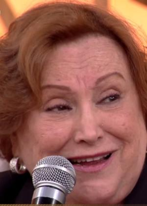 """Nicette Bruno vai receber o """"Troféu Mário Lago"""""""