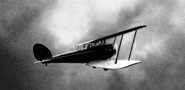 Avião usado pela Alemanha na Primeira Guerra Mundial