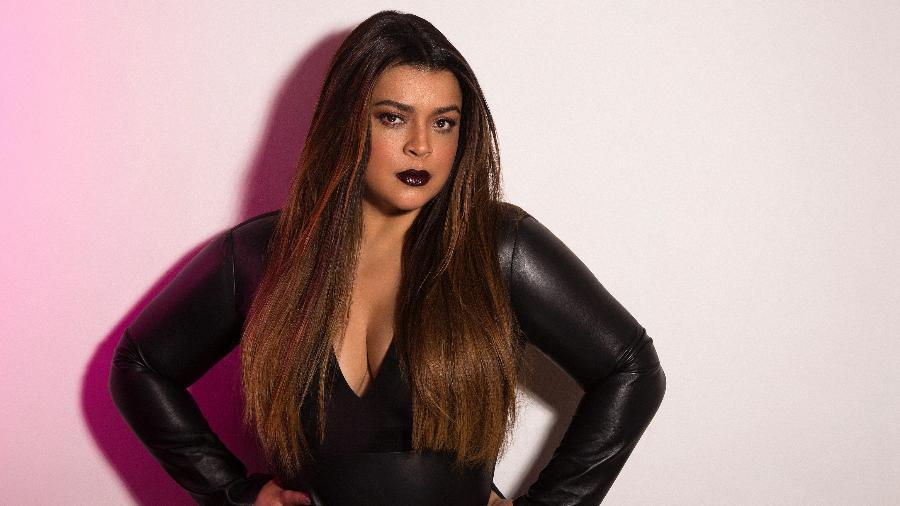 A cantora, atriz e apresentadora Preta Gil - Alex Santana/Divulgação