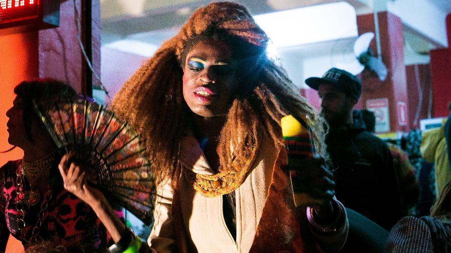 Em 2018, Cristal desfilou apenas no pré-Carnaval - Leonardo Lima/Clix/Divulgação