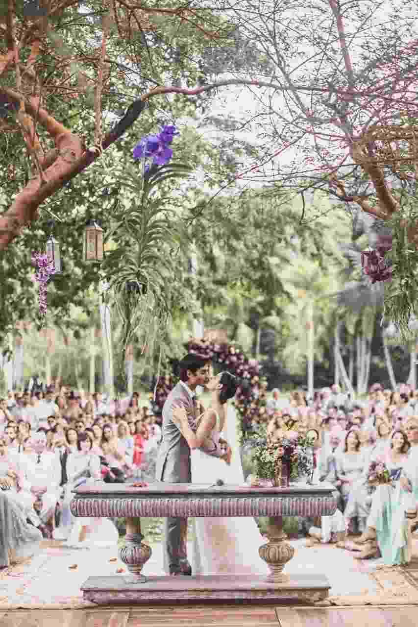 Isis Valverde e André Resende se casam no Rio de Janeiro - Divulgação