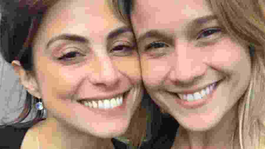Fernanda Gentil e Priscila Montadon - Instagram