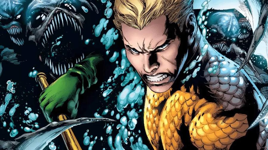 Aquaman - Reprodução