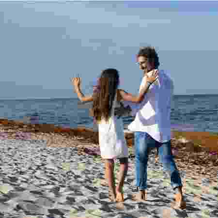 Marcos Mion com a filha, Donatella - Reprodução / Instagram