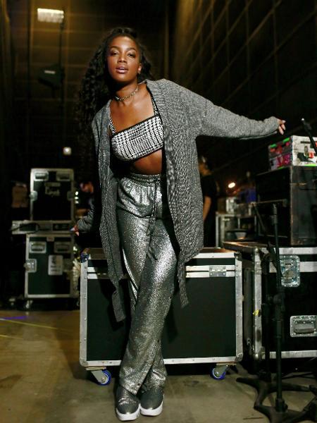 """Iza iria participar da final do """"The Voice Brasil"""", mas não conseguiu chegar no Rio de Janeiro - Iwi Onodera/UOL"""