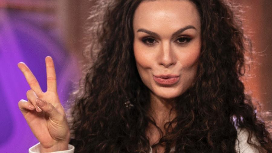 """Fernanda Lacerda é uma das participantes de """"A Fazenda 10"""" - Edu Moraes/Record TV"""