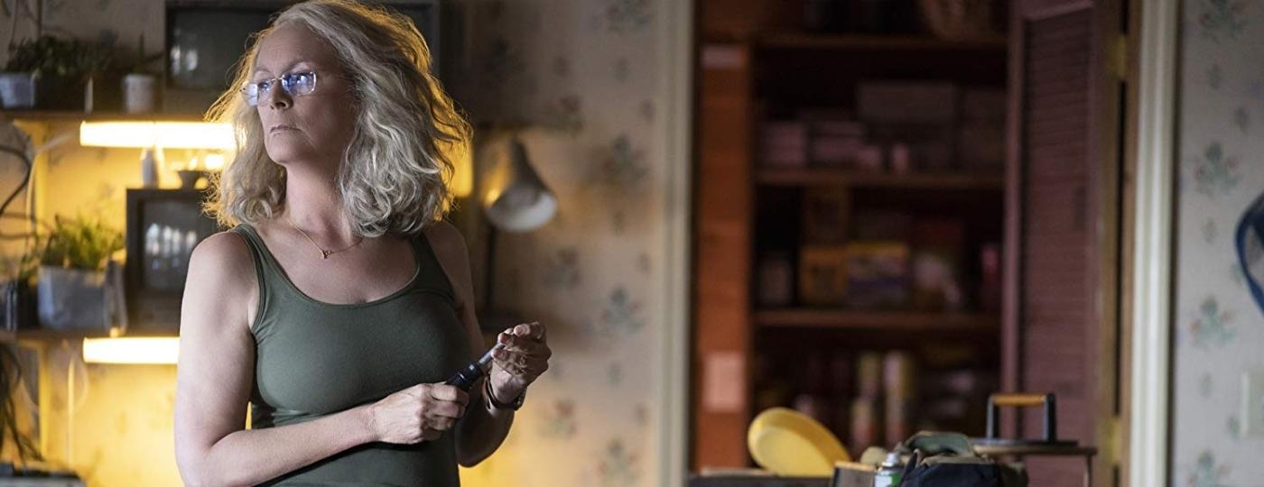 """Jamie Lee Curtis retorna ao papel de Laurie Strode em """"Halloween"""" - Divulgação"""