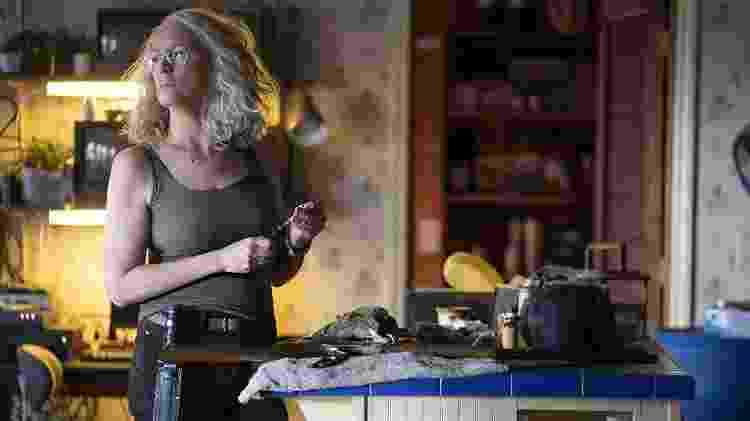 """Jamie Lee Curtis retorna ao papel de Laurie Strode em """"Halloween"""" - Divulgação - Divulgação"""