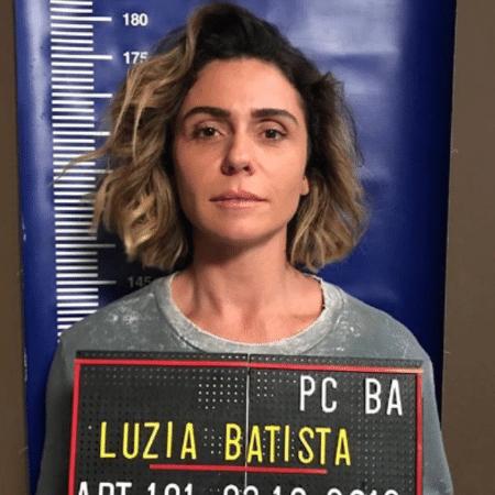 """Giovanna Antonelli grava cena em que Luiza vai presa em """"Segundo Sol"""" - Reprodução/Instagram"""