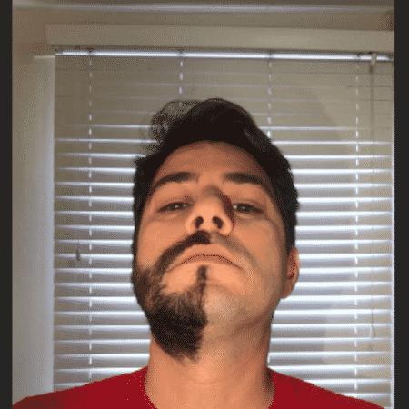 Evaristo Costa pede opinião dos fãs sobre se deve manter ou tirar a barba - Reprodução/Instagram