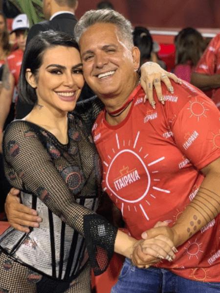 Cleo e Orlando Morais - Reprodução/Instagram