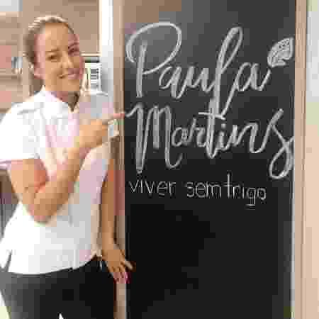 Paula Martins do Viver Sem Trigo - Arquivo Pessoal - Arquivo Pessoal