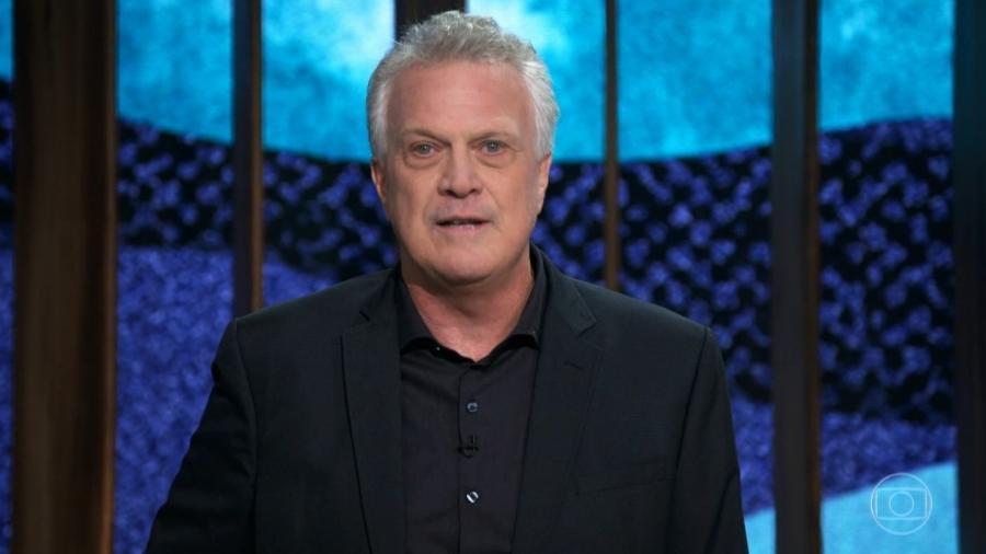 Pedro Bial - TV Globo