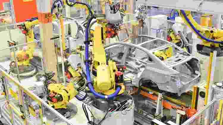 Fábrica de São Bernardo (SP) produzirá o SUV-Cupê; unidade hoje monta os modelos Polo, Virtus e Saveiro - Divulgação