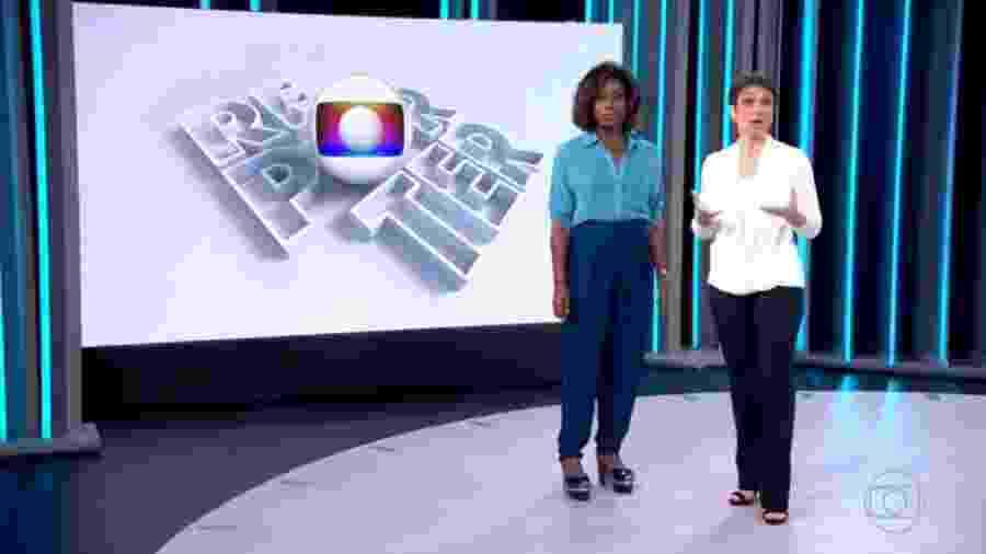 """Sandra Annenberg faz sua estreia no """"Globo Repórter"""" - Reprodução/TV Globo"""