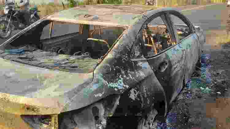 Onix Plus destruído no Maranhão tinha OnStar e 4G; Senacon recomenda usar tecnologia para avisar proprietários - Reprodução