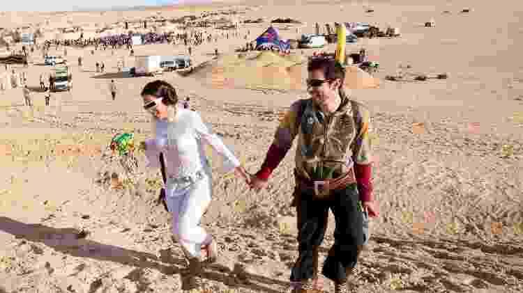 A festival impulsionou o turismo em aproximadamente 27% - Divulgação/dunes-electroniques - Divulgação/dunes-electroniques