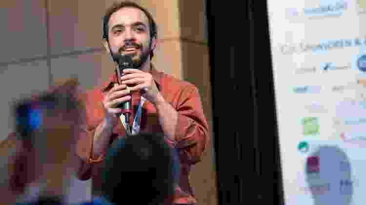 """João Vergueiro, diretor executivo da ABCR, que organiza o Dia de Doar no Brasil: """"Não existe regra para participar"""" - Divulgação/Dia de Doar"""