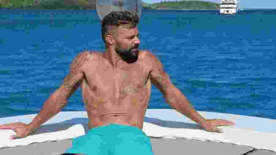 """Ricky Martin planeja lançar mais um EP como continuação do """"Pausa""""; cantor quer referências do caribe, Brasil e de África no trabalho - REPRODUÇÃO/INSTAGRAM"""