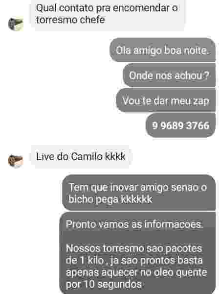 Airton do Torresmo - Reprodução/Facebook - Reprodução/Facebook