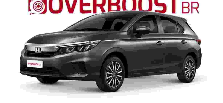 City hatch é modelo inédito na linha Honda em todo o mundo - Renato Aspromonte/OverboostBR