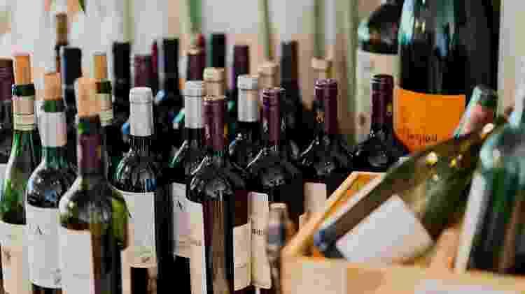 Garrafas de vinho - Reprodução/Unsplash - Reprodução/Unsplash
