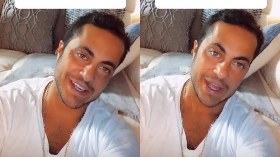 Thammy Miranda rebate crítica feita à sua mulher, Andressa Ferreira - Reprodução/Instagram