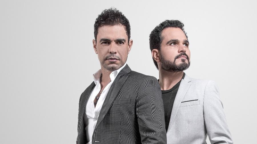 A dupla sertaneja Zezé Di Camargo e Luciano: 30 anos de sucesso - Divulgação