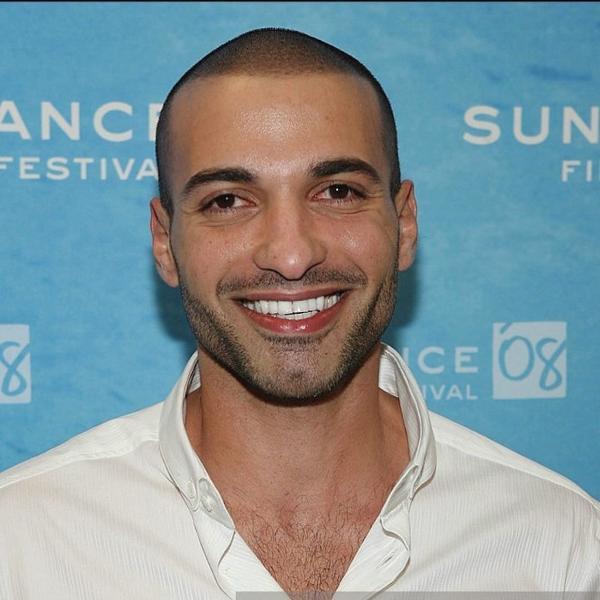 O ator Haaz Sleiman será metade do primeiro casal gay do MCU, em 'Eternos'