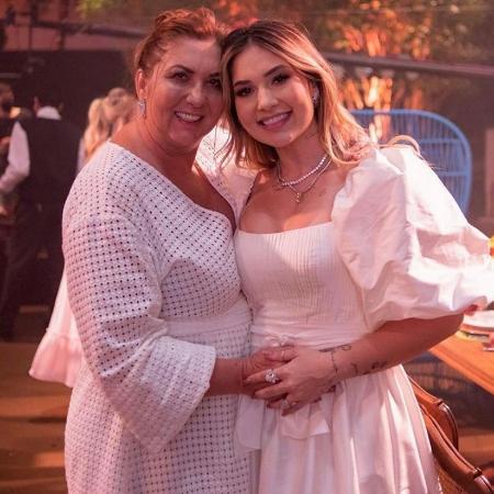 Virginia Fonseca com sua Mãe, Margareth Serrão - Reprodução/ Instagram @virginia