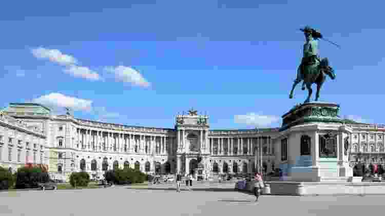 Hofburg, ou Palácio Imperial de Hofburg, em Viena - Wikipedia/Creative Communs - Wikipedia/Creative Communs