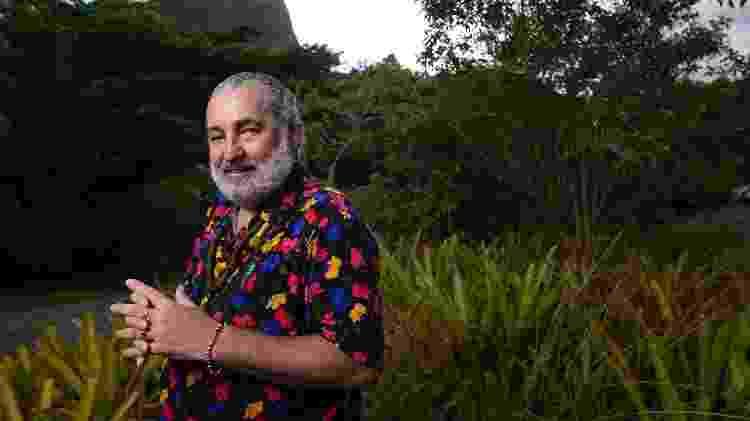O compositor Moacyr Luz é um entusiasta da cultura de botequim carioca - Leo Aversa - Leo Aversa
