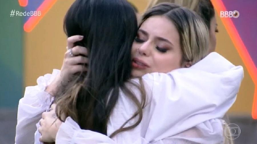BBB 21: Viih Tube pede desculpa para Juliette no BBB Dia 101 - Reprodução/Globoplay