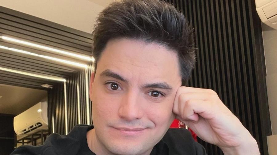 O youtuber Felipe Neto - Reprodução/Instagram @felipeneto