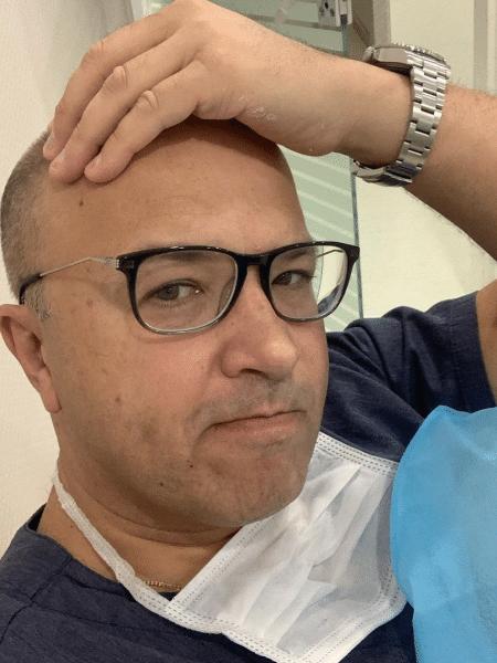 O cirurgião plástico Klaus Wietzke Brodbeck - Reprodução/Instagram